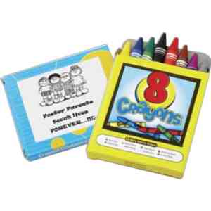 Personalized Crayons